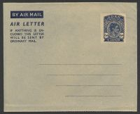 Lot 3294:1949 'IF ANYTHING...' in 4 Lines HG #FG2 6c KGV.