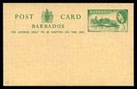 Lot 20146:1959 HG #16 3c green public buildings on buff, dated 21OKT1959.