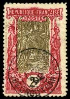 Lot 3674:1900-4 Definitives SG #49 2f carmine & grey-brown coconut palms, Cat £21.