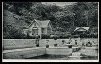 Lot 563:Trinidad: W,H,Y.? PPC of 'Maraval Reservoir, Port of Spain, Trinidad, B.W.I.', unused.