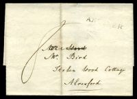 "Lot 23317:1820 outer with ""8"" and straight-line 'ANDOV"