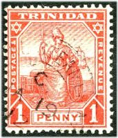 Lot 28989:TPO Coastal Steamer: double-circle '[COAST]AL STEAMER NO[2]/C/JA19/12/[TRINIDAD]