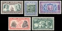 Lot 3971 [3 of 3]:1940 Centenary SG #613-25 complete set, Cat £65. (13)