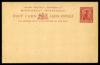 Lot 25817:1903 Badge HG #8 1d+1d carmine.