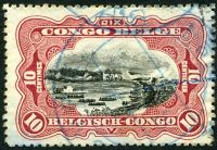 Lot 18846:'B.C.P.V.P.K No. 1 light blue double-circle 'B.C.P.V.P.K./    16/[N]