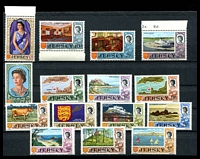 Lot 4345:1969 Pictorials SG #15-29 set of 15, Cat £16.
