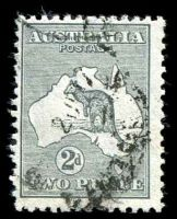 Lot 938:2d Grey Die I BW #7a Wmk Inverted, Cat $50.