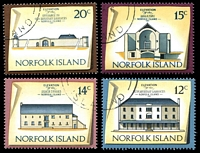 Lot 4213 [2 of 4]:1973-75 Historic Buildings SG #133-48 set of 16, Cat £13.50, cto.
