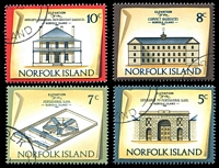 Lot 4213 [3 of 4]:1973-75 Historic Buildings SG #133-48 set of 16, Cat £13.50, cto.