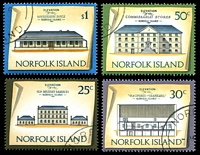 Lot 4213 [1 of 4]:1973-75 Historic Buildings SG #133-48 set of 16, Cat £13.50, cto.