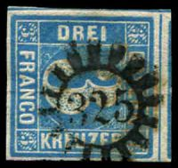 Lot 3481:325: of Speyer/München on 3k blue.