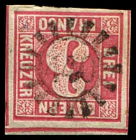 Lot 3590:440: of Pliening/Roth on 3k rose.