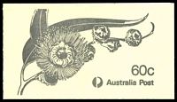 Lot 804:1982 60c Eucalypt BW #B145 cancelled with Woden FDI of 17NOV1982.