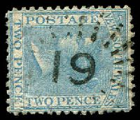 Lot 920:19: rays (2R20) on 2d DLR. [Rated R]  Allocated to Ryalston-PO 1/1/1849; renamed Rylstone PO c.1853.