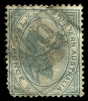 Lot 18746:16: on 1890 2d grey.  Allocated to York-PO 16/6/1840.
