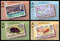 Lot 3171:1990 Stamp World London SG #102-5 set of 4, Cat £25.
