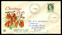 Lot 6974:Strawberry Hills (1): - 'STRAWBERRY HILLS/1AU63/NSW-AUST' on 5d on philatelic cover.  From Elizabeth Street South 1/8/1917; replaced by Sydney Mail Exchange 6/3/1965.