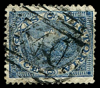 Lot 2514:340: on 6d Laureate.  Allocated to Jamieson-PO 16/3/1861; LPO 2/8/1993.