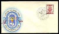 Lot 2631:Olympic Games: WWW #80 'XVI. OLYMPIAD/[single sculler]/23NOV/1956/LAKE WENDOUREE VIC·AUST' on 4d Olympics on VPA cover.  Temporary post offices were opened at the various venues for the 1956 XVI Olympiad. Each venue has a separate entry.