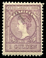 Lot 26160:1902-09 Definitives SG #138 1g dull lilac P11x11½, Cat £90.