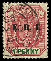 Lot 4361:FPO 53 double-circle '[FIELD·POS]T·OFFICE/53/JY10/01/[BRITIS]