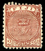 Lot 3917:1891-1902 New Designs Perf 11x10 SG #84a 2½d brown, Cat £12.