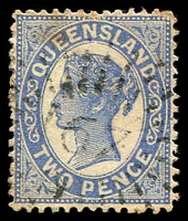 Lot 6918:167: rays on 2d void-Oval. [Rated 2R]  Allocated to Yengarie-PO 1/7/1872; RO c.1900; PO 1/7/1927; closed 30/6/1976.