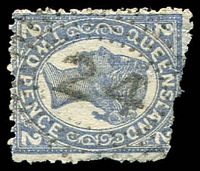 Lot 1153:24: rays on 2d 4-Corners (faults). [Rated R]  Allocated to Banana-PO 1/9/1861.