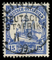 Lot 19406:Lindi: 'LINDI/DEUTSCH-/[O]