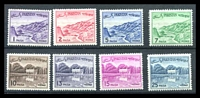 Lot 4056 [2 of 2]:1962-70 Defins Redrawn Inscription SG #170-81 original set of 12, Cat £18.
