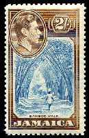 Lot 4059:1938-52 Pictorials SG #131 2/- Bamboo, Cat £35.
