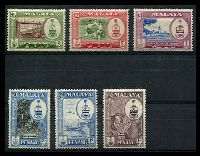 Lot 25574 [1 of 2]:1960 Arms SG #55-65 set of 11, Cat £35.