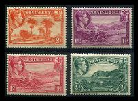 Lot 25879 [2 of 2]:1938-48 Pictorials SG #101-10 P13 complete set, ½d to 5/-, Cat £195. (10)