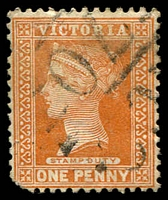 Lot 11078:1270: '[M]C[C]/70' on 1d brown  Allocated to Booroopki-PO 12/4/1882; closed c.1959.