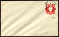 Lot 480:1924-28 1½d Red KGV Star BW #EP28(1)w 1½d red CTO Melbourne 14MY24, Cat $100. Approximately 400 created.