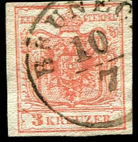 Lot 3119:Bruneck: 22½mm 'BRUNEC[K]