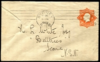 Lot 638:1922 2d Orange KGV Star With 'POSTAGE' BW #EP22 Cat $80, Sydney machine cancel of MY15/1922.