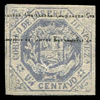 Lot 4517:1873 (Nov) 2-Line Ovpt SG #74 1c slate-lilac 4 margins, thin, Cat £44