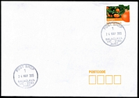 Lot 13167:Balaclava: - WWW #175 29mm double-circle 'POST SHOP/1/24MAY2013/BALACLAVA/VIC-3183/AUST', on 60c on unaddressed cover