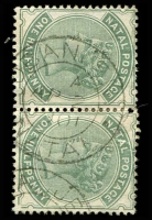 Lot 4007:Obanjeni: double-circle 'OBANJ