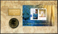Lot 1076 [1 of 2]:2011 Queen's Birthday - APTA Geepex 2011 Overprint limited to 150.
