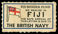 Lot 22155:Fiji Bomber Fund: MNG single.