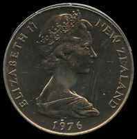 Lot 47 [1 of 2]:New Zealand: 1976 $1.