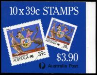 Lot 3844:1988 $3.90 Tourism BW #B158 CPL paper.