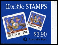Lot 2916:1988 $3.90 Tourism BW #B158 CPL paper.