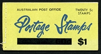 Lot 3591:1967 $1 Provisional Cover BW #B107Bf 5c on 4c red, Edition V67/1, 'Registered Post.... slogan, ad seq '6,20,0,0,0,052,16e'.