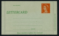 Lot 3930:1966-80 QEII Decimal ASC #L63 5c orange, Postcode added.