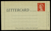 Lot 4206:1966-80 QEII Decimal BW #LC87 1966 4c QEII cream within.