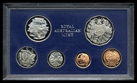 Lot 149 [2 of 2]:Australia: 1983 cased proof set.