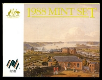 Lot 153 [1 of 3]:Australia: 1988 Bicentennial set in folder.